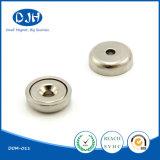 Kleiner N35 gesinterter seltene Masse NdFeB Verpackungs-Magnet