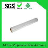 Cumple Ceritification Virgen Grado LLDPE Stretch Film Jumbo Roll de mano de cine