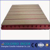 高いSound Absorption Wooden WallおよびCeiling Panels