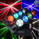 Spin 8*10W RGBW 4in1 LED Beam Moving Head Effect Light