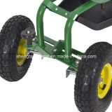 Deluxes Tractor Scoot mit Bucket