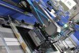 Machine d'impression automatique d'écran de 2 de couleurs étiquettes de coton avec du ce