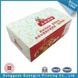 Складывая бумажная коробка упаковки еды (GJ-box138)