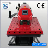 2015 migliore Sale Heat Press Machine per Garment, swinger Heat Press Machine Single Working Table
