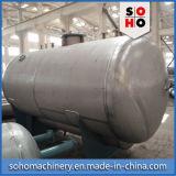 ISOによって修飾されるステンレス鋼の水平のガスの貯蔵タンク