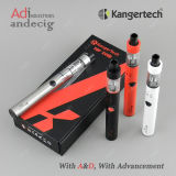 650mAh Evod Battery와 1.7ml Topevod Clearomizer를 가진 2016년 Kangertech Topevod Kit