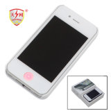 Autodefensa Taser iPhone Shocker 4s con la antorcha Stun Gun
