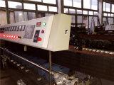 유리제 미러 직선 경사지는 기계