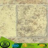 Het Decoratieve Document van de Korrel van de steen voor Vloer, HPL, MDF enz.