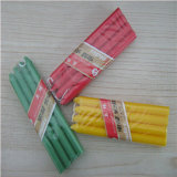 Свечка цвета оптовой продажи свечки ручки самого низкого цены 42g белая