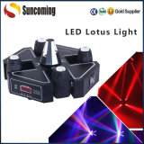 RGBW 4 in 1 Lotus Scanner-Licht LED-Moving Head
