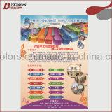 Impresión personalizada impresa color Folletos