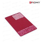 Cartão da identificação do armazenamento RFID da tâmara para Canpany