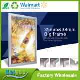 De in het groot 35mm Grote Lichte Doos van het Kristal van het Frame Super Dunne Acryl