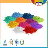 Enduit de poudre de peinture de polyester de résistance chimique de couleur de Themosetting Ral