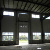 Portelli industriali sezionali d'acciaio/portelli industriali uso della fabbrica (HF-009)