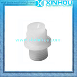 Ugello di spruzzo materiale di sciacquatura acido di PVDF