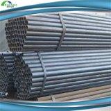 Tubulação de aço preta de carbono para materiais de construção