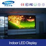 Affichage d'intérieur de haute résolution de 64*32 P4 LED