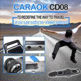 Skateboard van het Saldo van Twee Wiel van Caraok CD08 het Nieuwste Elektronische Zelf met de Verwijderbare Koele Autoped van de Batterij op de Straat voor Jonge Mensen