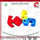 Замыкание выключателя всеобщего цветастого электрического замыкания Zc-D05 Easy-to-Use