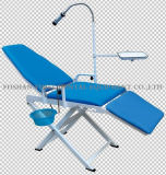 淡いブルーの操作の歯科椅子の単位の移動式忍耐強い椅子