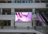 Visualizzazione di LED esterna di colore completo P6 per fare pubblicità