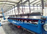 Machine en aluminium de panne de Hxe-450/13 Rod