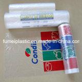 Поверхность печатание регулируя мешок замораживателя пластмассы полиэтилена