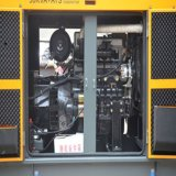 Fujian 판매를 위한 본래 Stamford 무브러시 발전기 125kVA 침묵하는 디젤 엔진 발전기 가격