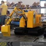 최신 판매에 의하여 주문을 받아서 만들어지는 디자인 관광 소형 굴착기 가격