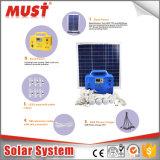 sistema 10W solar pequeno fora de 18V solar
