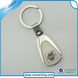 Trousseau de clés fait sur commande en métal de marque de symboles de véhicule