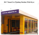Ds-7 Dericen automatische Tunnel-Auto-Waschmaschine/Unterlegscheibe mit fester Qualität