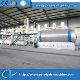 Tyres Into Carbon Black와 Fuel Oil Pyrolysis Machine를 바꾸십시오