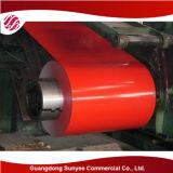 Structure métallique construisant le tube PPGL/PPGI d'enroulement d'acier inoxydable