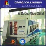 Máquina de estaca grande do laser da potência do aço inoxidável/da fibra aço inoxidável/liga