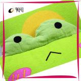 Palier estampé par coton 100% de linge de lit de mousse de mémoire de latex