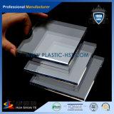 Strato acrilico trasparente di vendita del piatto su ordine caldo di alta qualità PMMA