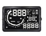V-Kontrolleur H301 Hud Drehzahl-Bildschirmanzeige-Universalauto-Reise-Computer