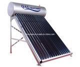 Nicht druckbelüfteter Solarwarmwasserbereiter 2016
