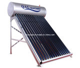 Calefator de água solar Non-Pressurized 2016