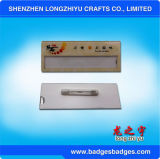 Plástico magnético reutilizable insignia