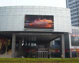 Affichage P10 de publicité polychrome extérieur