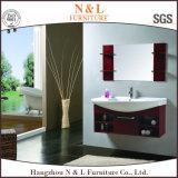 Шкафы ванны твердой древесины OEM высокого качества (B-8600)