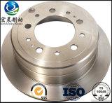 Disques forés de frein pour les véhicules ISO9001 de Ford