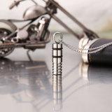 De Tegenhanger van de Halsband van de Juwelen van de Manier van de Tegenhanger van Mens van de Juwelen van het roestvrij staal (hdx1015)