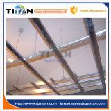 Corredor principal del metal para el techo