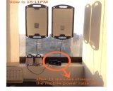Énergie solaire Lignt de fonction portative de Mutil pour la hausse et le voyage par la route