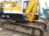 小松の使用された掘削機PC120-5 (小松PC120-5)